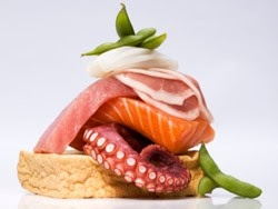 Cho trẻ ăn nhiều hải sản để phòng thiếu máu, thiếu sắt