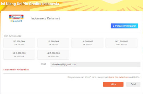 UniPin: 4 Cara Top Up Unipin Credits (Top Up Game Online Jadi Mudah)