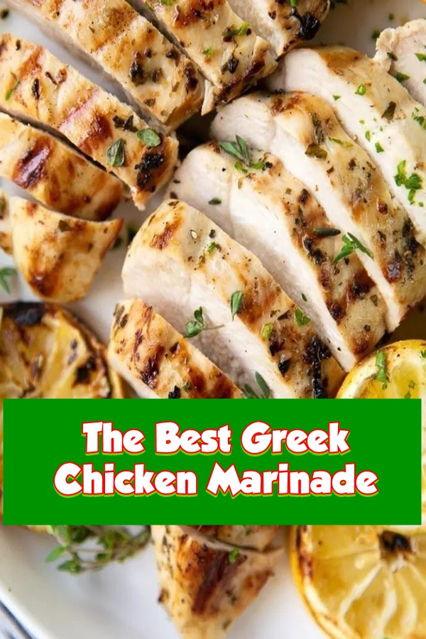 #The #Best #Greek #Chicken #Marinade
