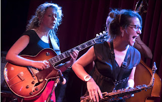 Yamile Burich & Jazz Ladies / stereojazz