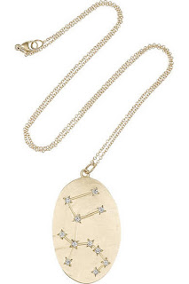 Zodiac Jewellery Aquarius Necklace Brooke Gregson
