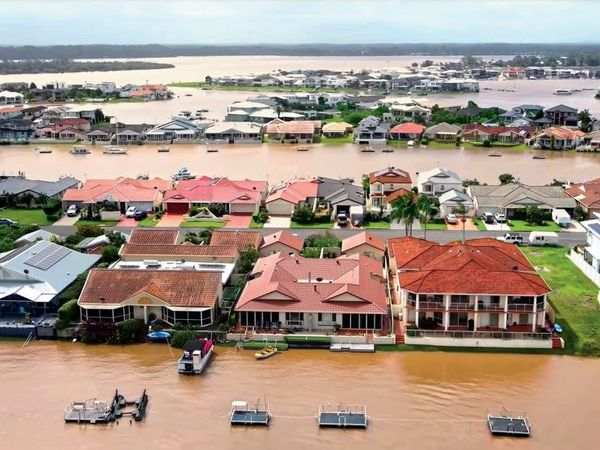 For the first time in 100 years, such a disaster: the worst floods in Australia's most populous state New South Wales
