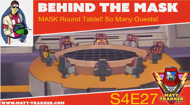Check Out Behind The MASK Round Table Zoom Chat
