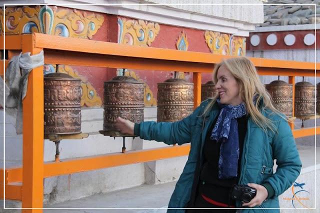 Budismo tibetano em Leh