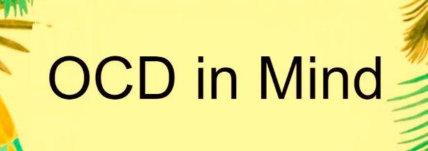 OCD in Mind: