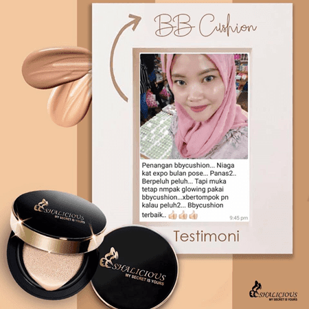 Shalicious BB Cushion