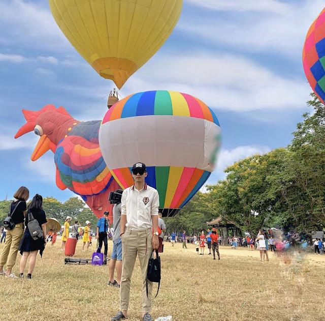 Tháng 10, sắp có tour khinh khí cầu ở Bà Rịa - Vũng Tàu
