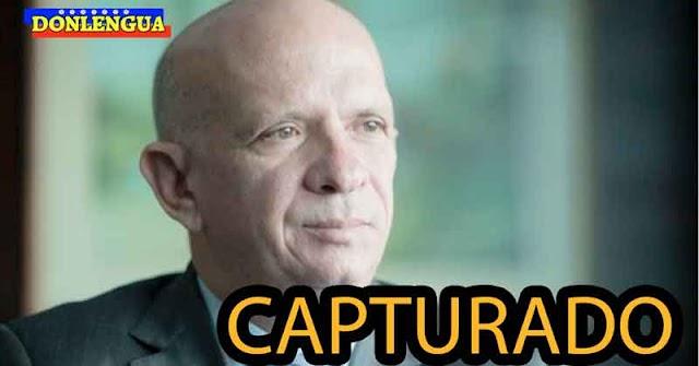 Detenido en Madrid El Pollo Carvajal solicitado para su extradición en EEUU