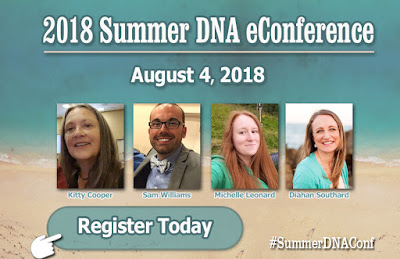 DNA Virtual Conference 2018