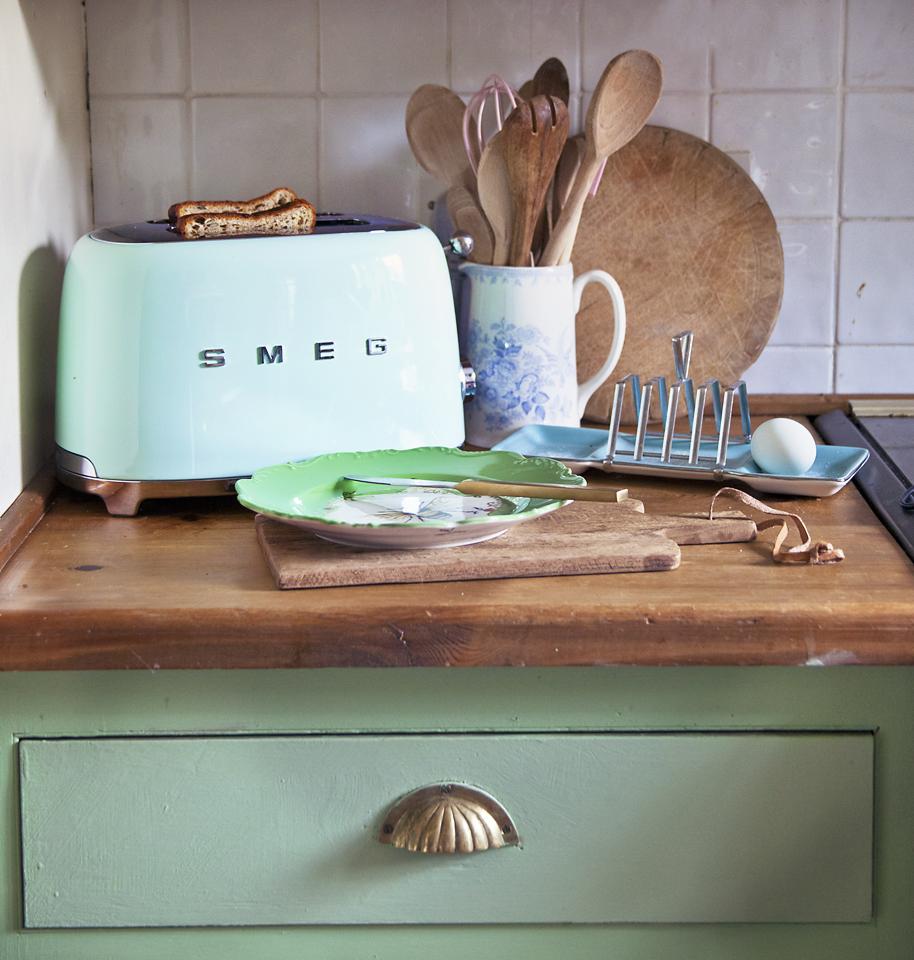 Seaside Colours Diy Kitchen Ideas Janice Issitt Life