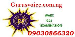 WAEC Gce 2019 Hausa Runz