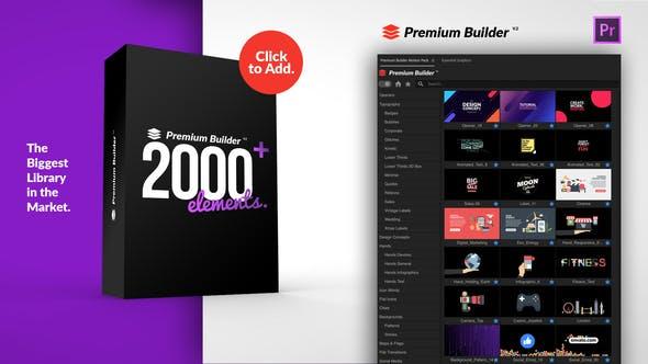 PremiumBuilder Motion Pack[Videohive][Premiere Pro][24259535]