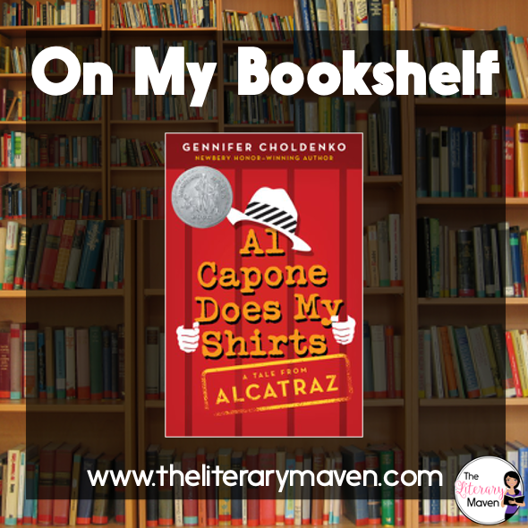 In Al Capone Does My Shirts by Gennifer Cheldenko, when Moose's father takes a job on Alcatraz Island, Moose must learn to navigate new friendships and the attention at the school he attends off the island while taking on responsibility for minding his sister. Read on for my full review and ideas for classroom use.