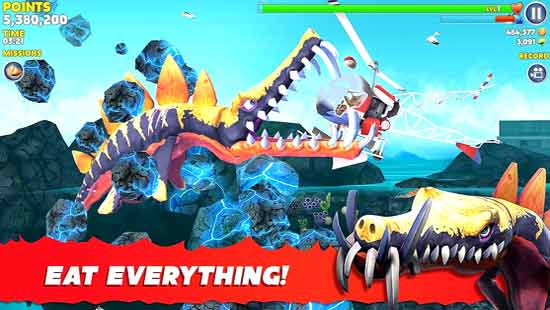 Hungry Shark Evolution Mod Apk Download