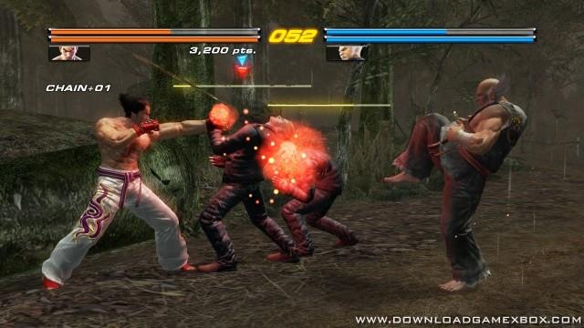 Tekken 6 [Region Free][ISO] - Download Game Xbox New Free