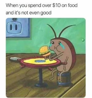 Funny Food Meme | Bikini Bottom Meme | SpongeBob Meme