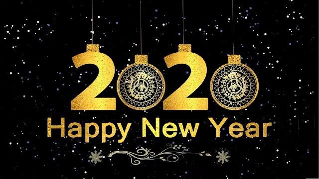 سنة سعيدة 2020 بكل لغات العالم .هنا