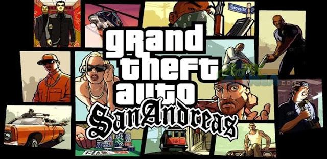 Download Grand Theft Auto: San Andreas Apk + Data Torrent
