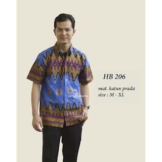 Kemeja Batik Murah Anjani
