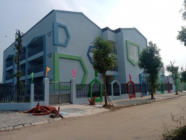 truong-mam-non-newton-kindergarten-thanh-ha