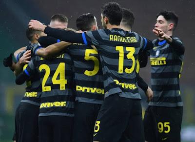 ملخص واهداف مباراة انتر ميلان وبينفينتو (4-0) الدوري الايطالي