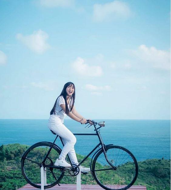 View Sepeda Samudra Wisata Alam Gunung Beluk