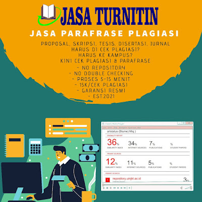 Jasa Parafrase Murah di Turnitin – 083150026906