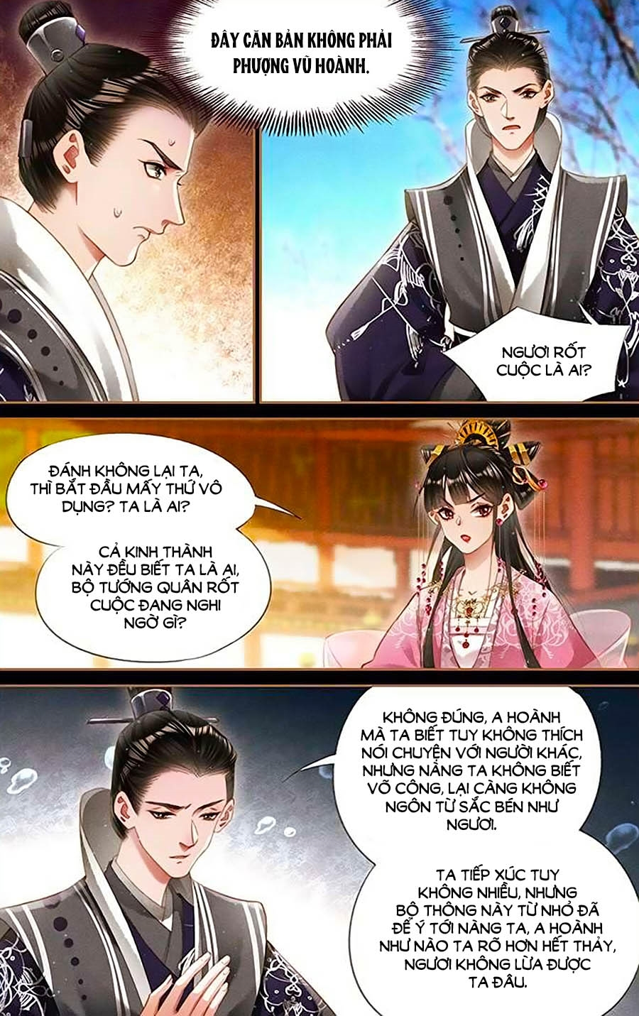 Thần Y Đích Nữ chap 279 - Trang 3