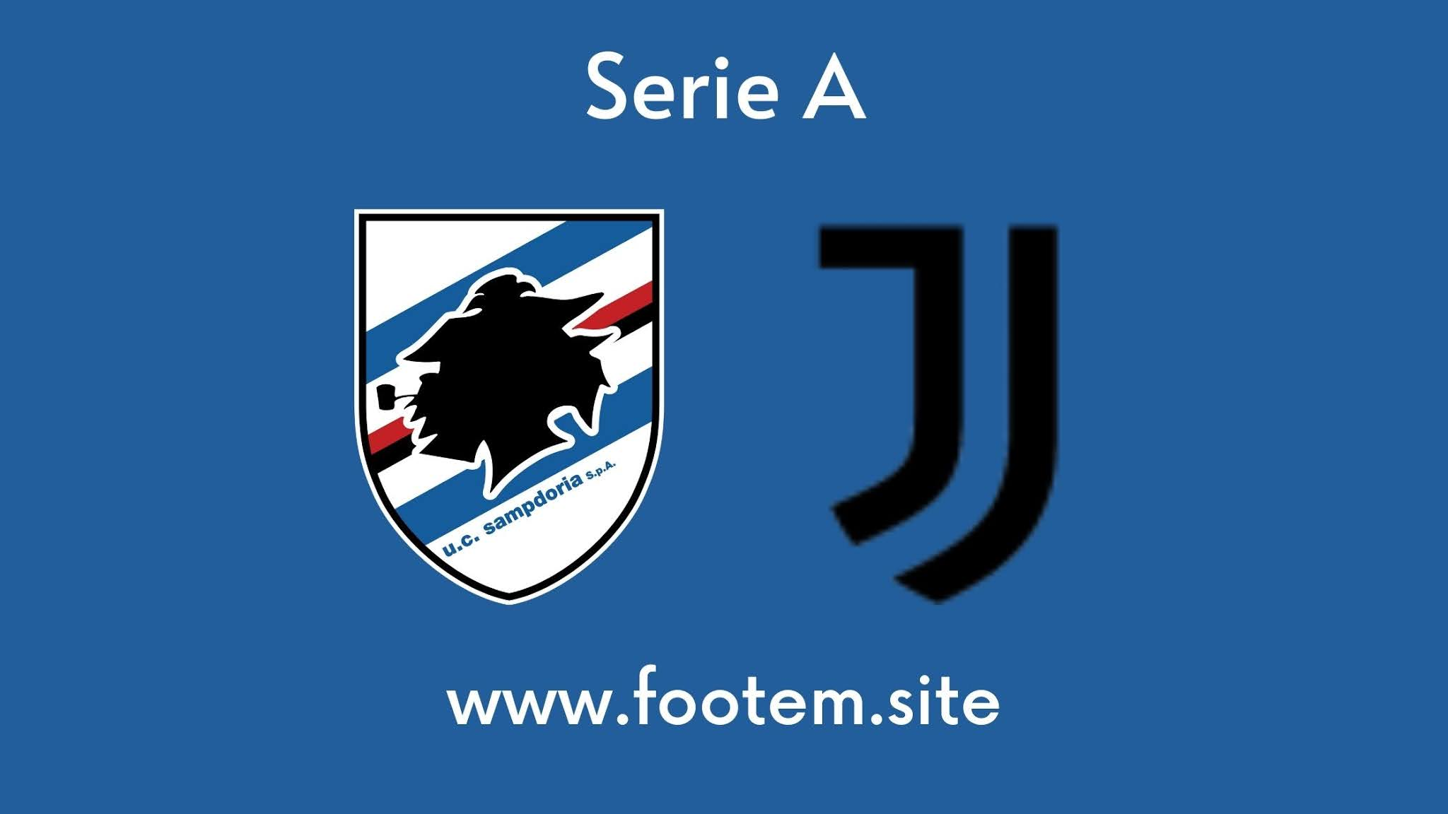 Sampdoria vs Juventus FOOTEM7 FOOTEM.SITE