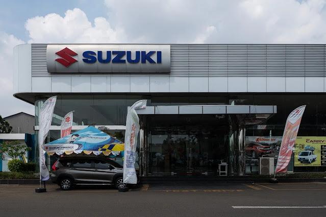 Suzuki tutup selama PPKM