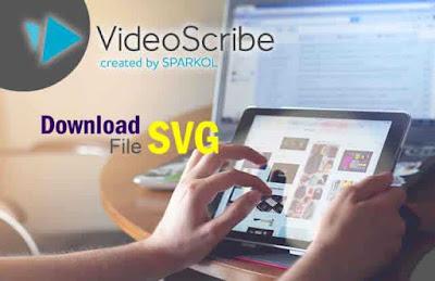 Cara Mendapatkan File SVG Sparkol Videoscribe