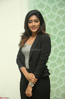 Actress Eesha Looks gorgeous in Blazer and T Shirt at Ami Tumi success meet ~  Exclusive 080.JPG