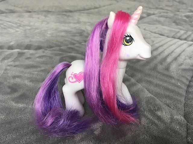 My Little Pony Sweetie Belle restaurada