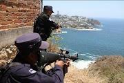 Los golpes al crimen organizado en Acapulco  y su efecto político