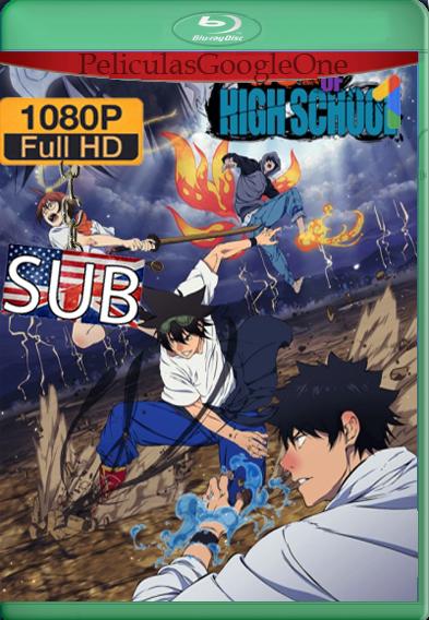 The God of High School [2020] Temporada 1 [1080p Web-Dl] [Jápones-Subtitulado]- StationTv