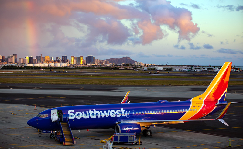 Southwest CEO Says Airline Industry Facing Possible Radical Restructure