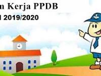 Contoh Program Kerja PPDB Terbaru 2019