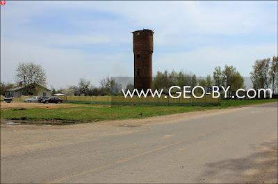 Водонапорная башня в Чачково