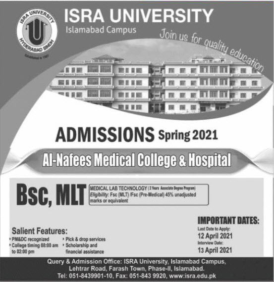Latest Admissions 12th April 2021