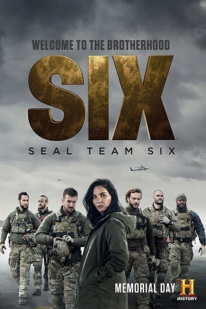SIX - Esquadrão Antiterrorista - 2ª Temporada Legendada Séries Torrent Download capa