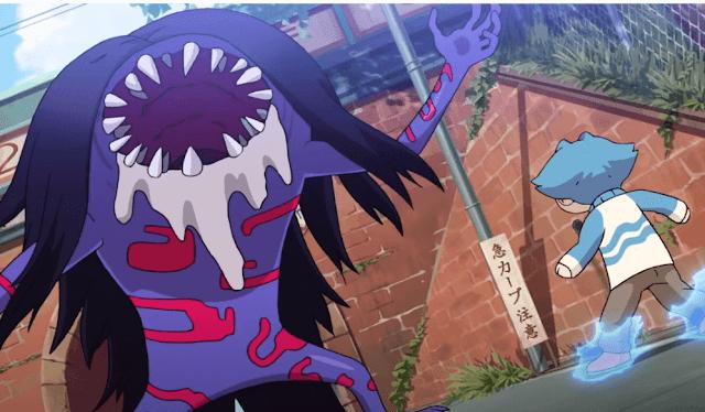 Yo-kai Academy Y: Close Encounters of the N Kind