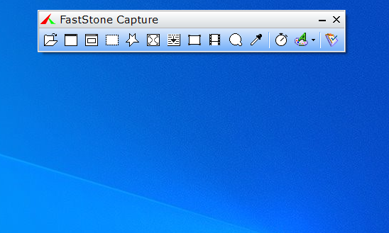 FastStone Capture:功能強大的電腦螢幕截圖軟體 不裝可惜 一裝終生受用