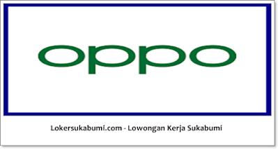 Lowongan Kerja Promotor Oppo Area Sukabumi 2021
