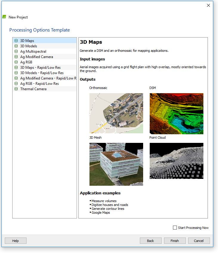 Geog336: Geospatial Field Methods: Introduction to Pix4D