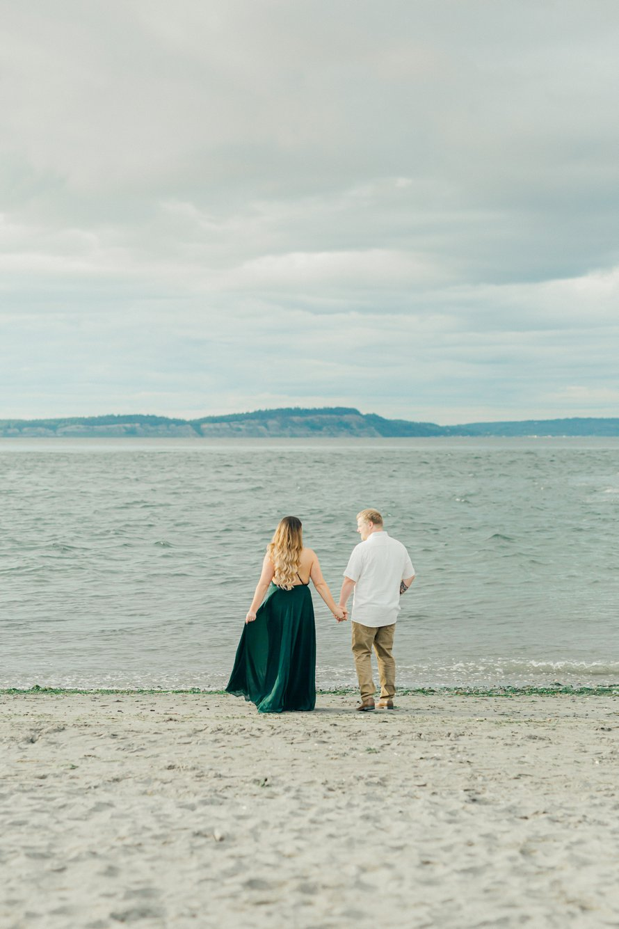 Point No Point Lighthouse Photography Session-Beach Engagement Photos-Something Minted Photography