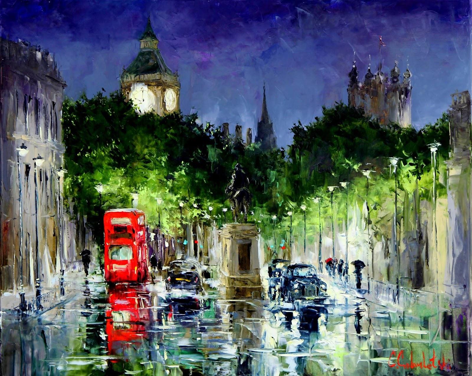 Gleb Goloubetski Whitehall Londo