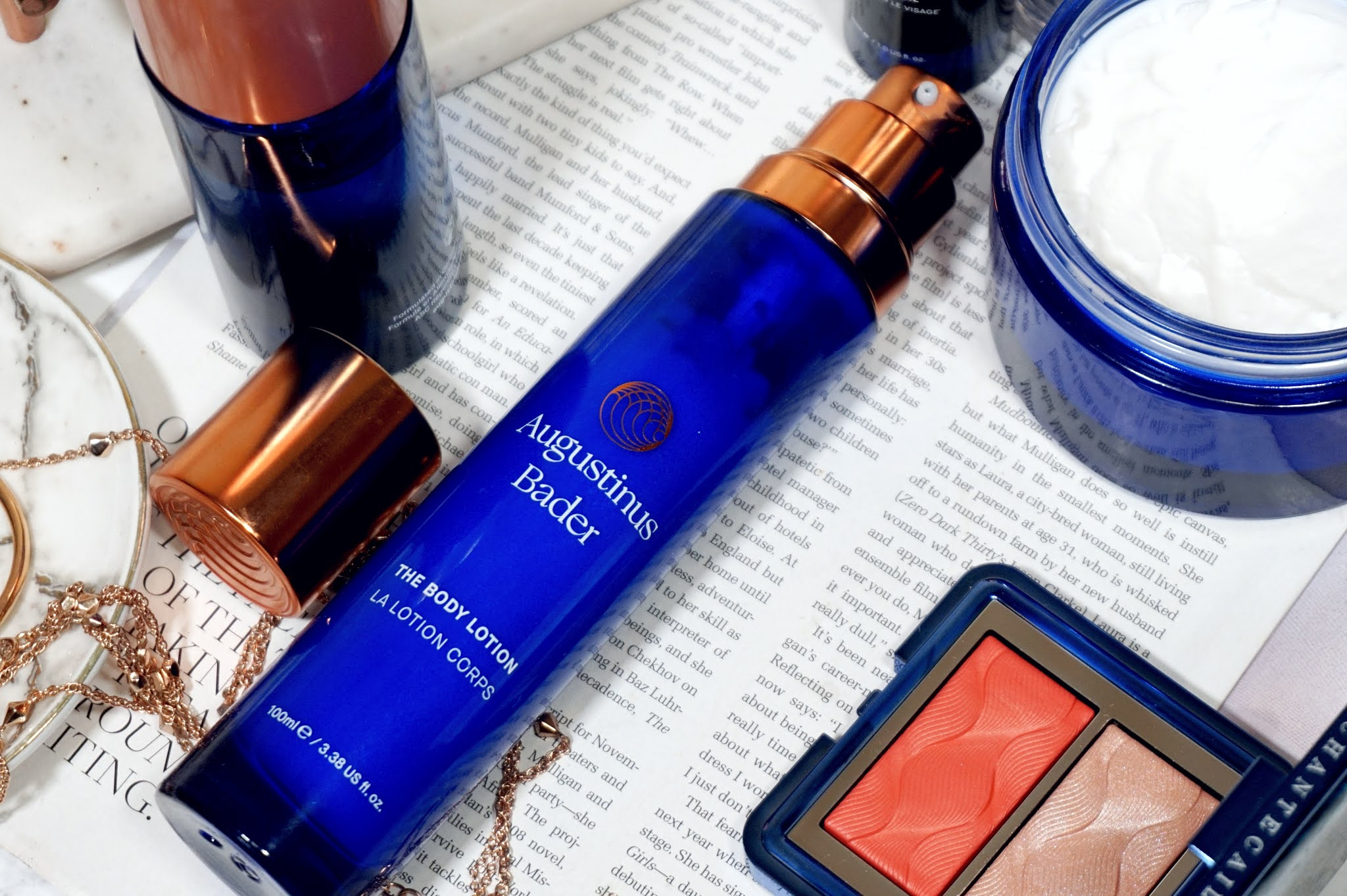 Augustinus Bader The Body Lotion Review