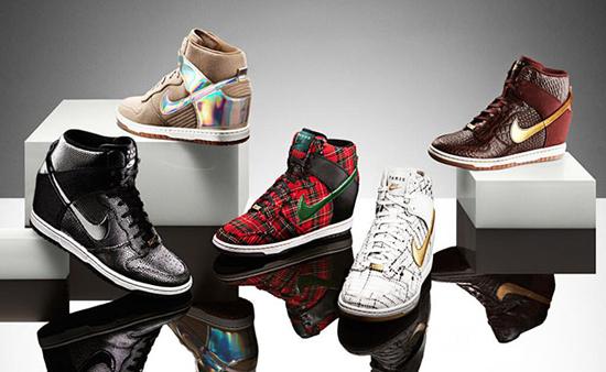 best sneakers bf0aa 52d9d Nike Women s Dunk Sky Hi City FW QS