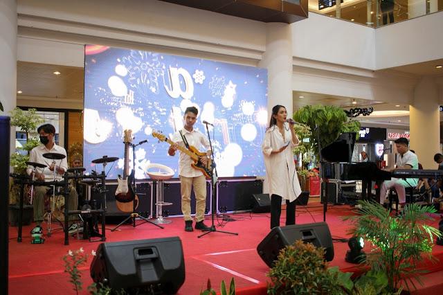 Mega Band Pemusik Milenial tampil memukai di Batam Great Sale 2020 #BataMiliKita