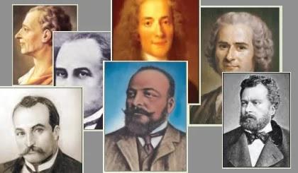 Mustafa Kemal'in fikir hayatını etkileyen kişiler kimlerdir?